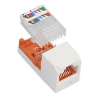 Mini-Com TX5e UTP Jack Module Leadframe Style, Panduit
