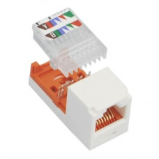 Модуль Mini-Com RJ45 UTP, кат.5е, Leadframe Style, Panduit