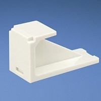 Заглушка Mini-Com замість модуля, біла