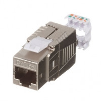 Модуль Keystone RJ45 FTP, кат.6A, RJ45, 10 Gb/s, Panduit
