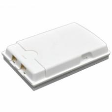 Fiber optic face box 2 Simplex Port