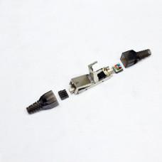 STP Coupler Connector, Cat. 6a, non-instrumental, LW