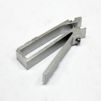 """Tool for mounting square nuts in the river 19 """"."""