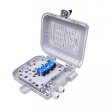 Fiber optic Distribution box 8core
