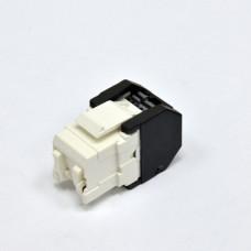 Модуль Keystone UTP RJ45 кат. 5e, білий, Corning