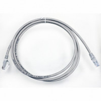 Patch cord cat. 6А, RJ45-RJ45, U/UTP, LSZH, 0.5 m