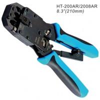 Tool for crimping 8C8P, 6PxC, 4PxC, professional