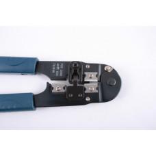 Інструмент для обтискання конекторів RJ-11 4P4C, 4P2C