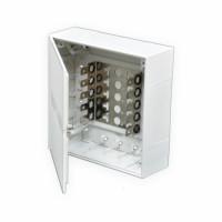 Коробка настінна на 50 пар, 215х215х75мм (Ш*Г*В) аналог Krone