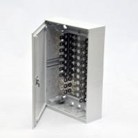 Коробка настінна на 100 пар, 215х320х75мм (Ш*Г*В) аналог Krone