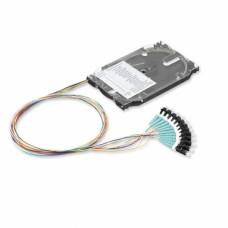 LANC/LANS Splice Packs, LC, 50 µm multimode (OM3)