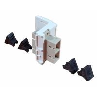 Adapter Module, SC duplex, ceramic sleeve, 50 µm multimode (OM2)