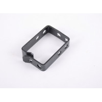 Cable Organizer ring 44x60, metal 2mm, black