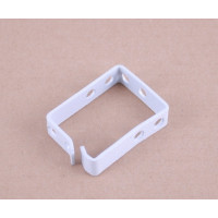 Cable Organizer ring 44x60, metal 2mm
