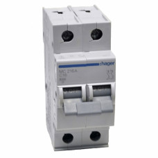 "Автоматичний вимикач In = 16 А ""C"" 6kA"