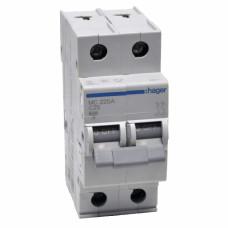 "Автоматичний вимикач In = 25 А ""C"" 6kA"