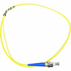 Pigtail FC, 900µm LSZH TB, Single-mode (OS2), 1 m