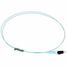 Pigtail LC, 900µm LSZH TB, 50 µm Clearcurve® multimode (OM3), 2 m