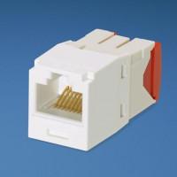 Модуль Mini-Com RJ45 UTP, кат.5е, Panduit