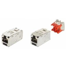 Модуль Mini-Com RJ45 FTP, кат.5е, Panduit