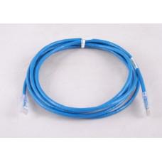 Патч-корд UTP, 3 м, кат. 6, синій, Panduit NetKey