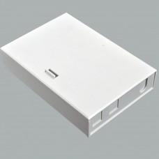 Бокс настінний на 4 SC Simplex адаптера (152x105x32 мм), Orient