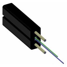 ВО кабель 2E9/125 Drop FTTH легкий (100N), G.657, внутрішній, LSZH, діелектричн., Orient